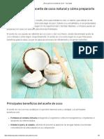 ¿Para Qué Sirve El Aceite de Coco_ - Tua Saúde