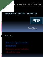 respuesta sexual infantil