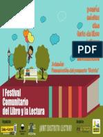 Festival Comunitario del Libro y la Lectura