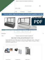 Refrigerator Freezer Supplier,Undercounter Refrigerator Freezer Manufacturer,India