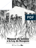 Manual de Acceso a La Ley de Bosques