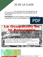 Ocupación Araucanía