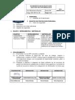 GMI PETS PL 005 Gestión de Información