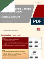Antenna Sharing Configuration G900-U900 NSN Equipments