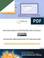 Relatório Da Pesquisa Sobre o Mercado Brasileiro de Desenvolvimento de Sistemas Embarcados e IoT 2019 - V2