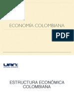 2. Estructura Económica Colombiana