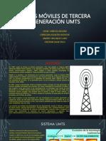 Redes Móviles de Tercera Generación UMTS