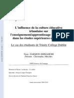 Culture éducative - Darmon-shimamori Christophe Mitchito m1r