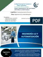 Ingeniería 4.0 y Automatización