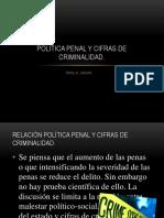 Política penal y cifras de criminalidad.pptx