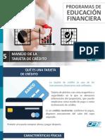 Modulo v Manejo de La Tarjeta de Credito