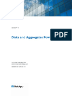 ONTAP 90 Disks and Aggregates Power Guide