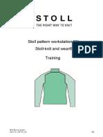 Stoll pattern workstation M1
