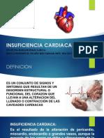 26. Insuficiencia Cardiaca. Presentacion Reyna Morales g.