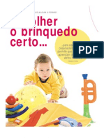 Brinquedos Na Creche PDF