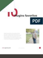 Mis 10 plugins favoritos