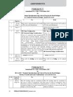 IRC 5-2015 Ammendment (Nov-17)