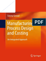 Manufacturing Process Design and Costing_ an Integrated Approach-Springer-Verlag London