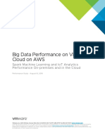 Vmw Big Data Performance on Vmware Cloud on Aws