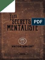 Viktor Vincent - Les Secrets Du Mentalisme