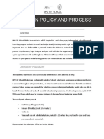 Admission Policy and Process_final&Approved Copy