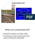 Chapter 2 - Unsaturated Soil