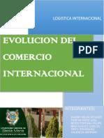 Evolucion Del Comercion Internacional (1)