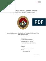 Preinca Peruano e Inca (1)