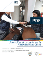Manual Atención Al Usuario en La Administración Pública UF3