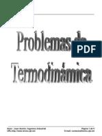 problemas termodinamica
