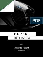 Rde Interview Annette Feucht Bmw Group