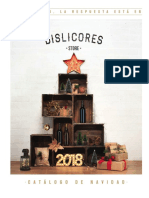 Dislicores Catálogo de Navidad 2018