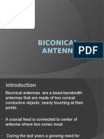 biconical antenna ppt