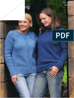 Women Sweater Cardigan Knit