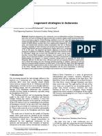 Future Flood Management Strategies in Indonesia