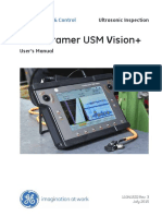 USM Vision Plus Operating Manual
