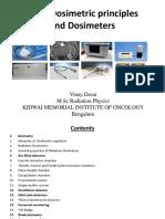Basic Dosimetric Principle