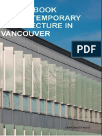 236228638 a Guidebook to Contemporary Architecture in Vancouver Art eBook