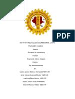 Instituto Tecnologico Superior de Lerdo Fresadora