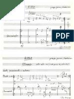 Gavazza ECEBA Suite Full Score