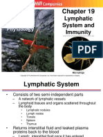 Chapter 19 - Lymphatic System and Immunity