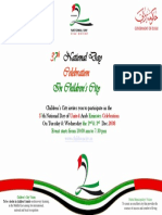 Uae National Day template