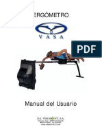 Manual Vasa Trainer