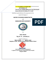 Sample of Report (3)