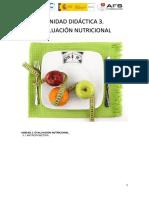 Manual Ud 3. Evaluación Nutricional