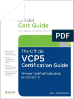 Official Cert  VCP5Guide