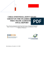 Doc 20180509 Joint Study Group Report for Indonesia Chile Cepa