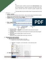 Modul Microsoft Office 2007