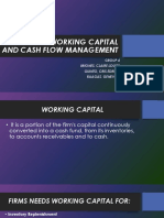 Chapter 4 Working Capital and Cash Flow Management Finman