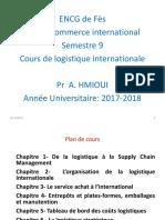 Logistique Internationale